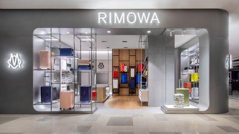 rimowa全新專門店板橋大遠百亮相!現代感簡約店面不可錯過