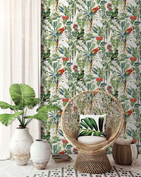 decorar con plantas la casa