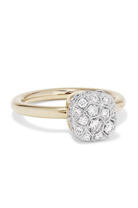 Meghan Markle wedding engagement ring lookalike