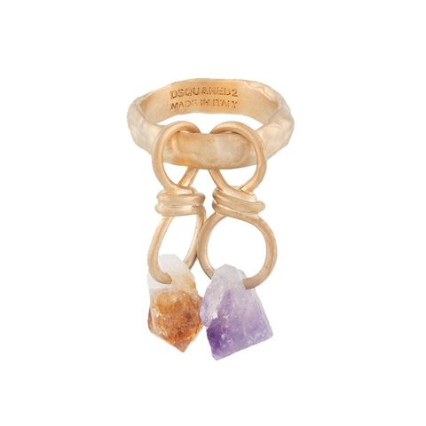 ring van dsquared2 via farfetch