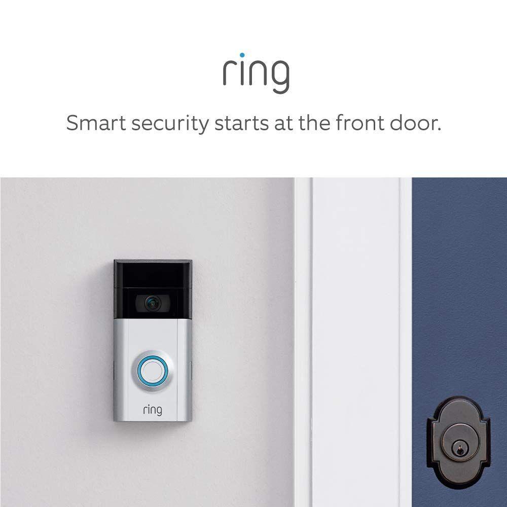 Best Black Friday Ring Video Doorbell Deals 2020 Cyber Monday Ring Doorbell Sales