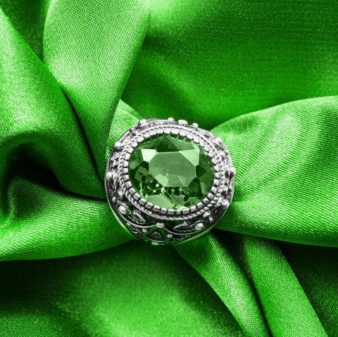 May Emerald Birthstone
