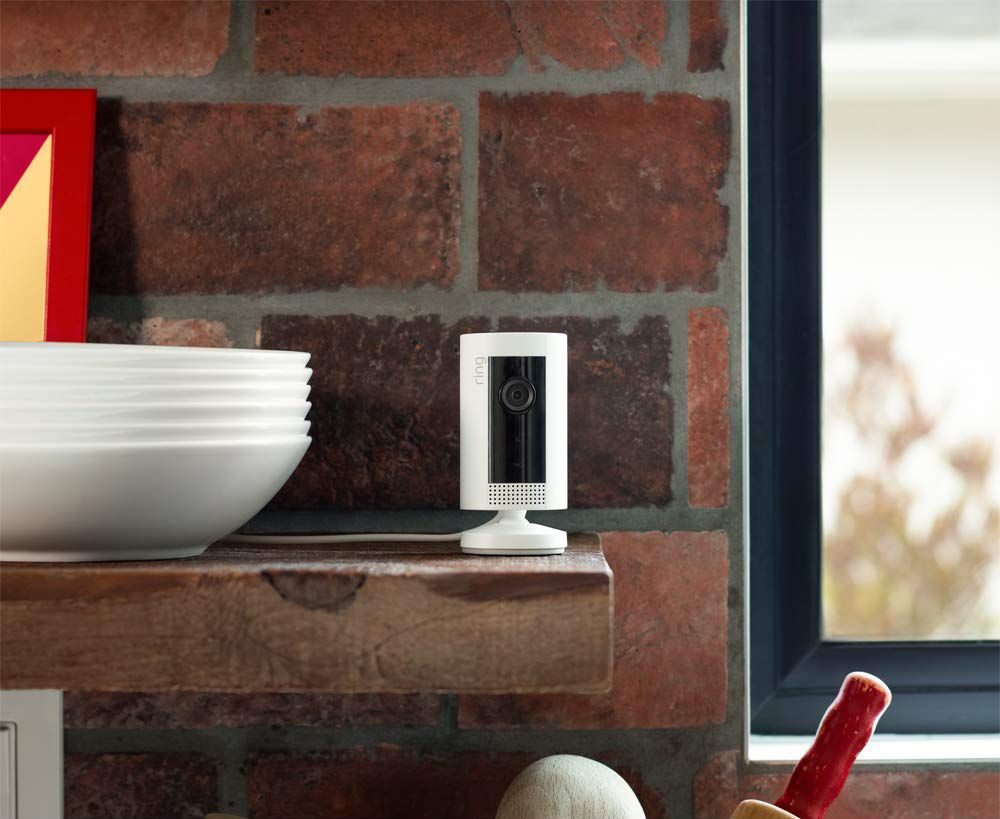 Ring's new indoor camera is finally available to buy