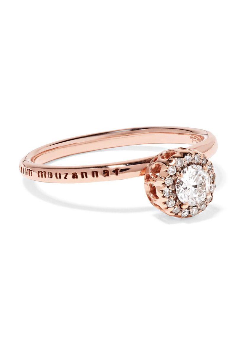 Meghan Markle engagement ring lookalike replica