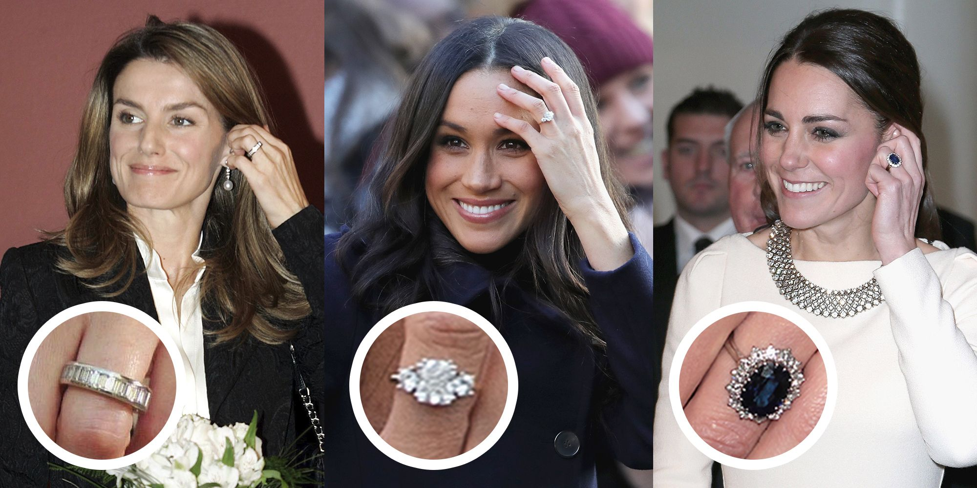 Famous Royal Engagement Rings in History Best Royal Wedding Rings