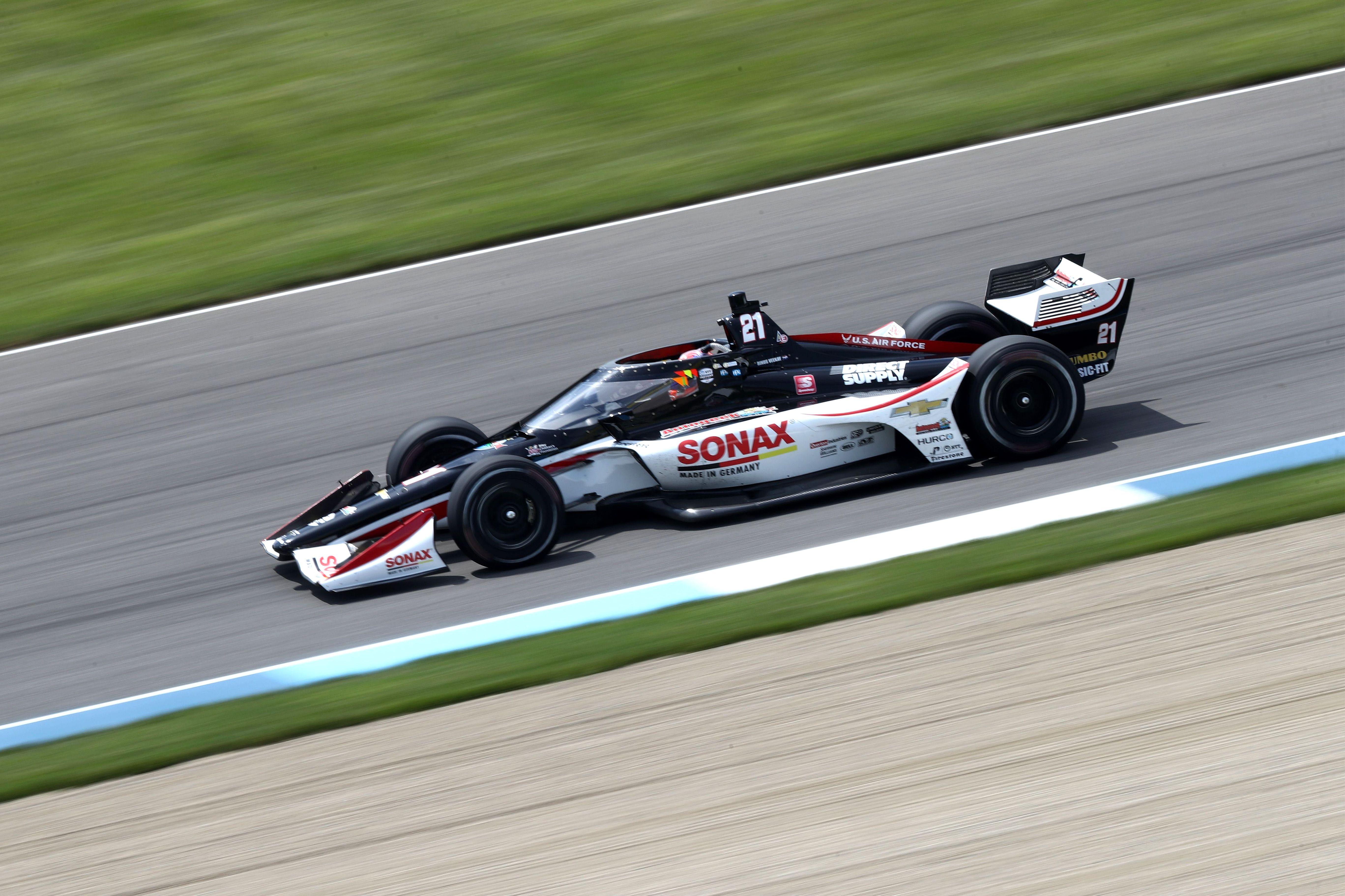 Rinus VeeKay Is an IndyCar Winner
