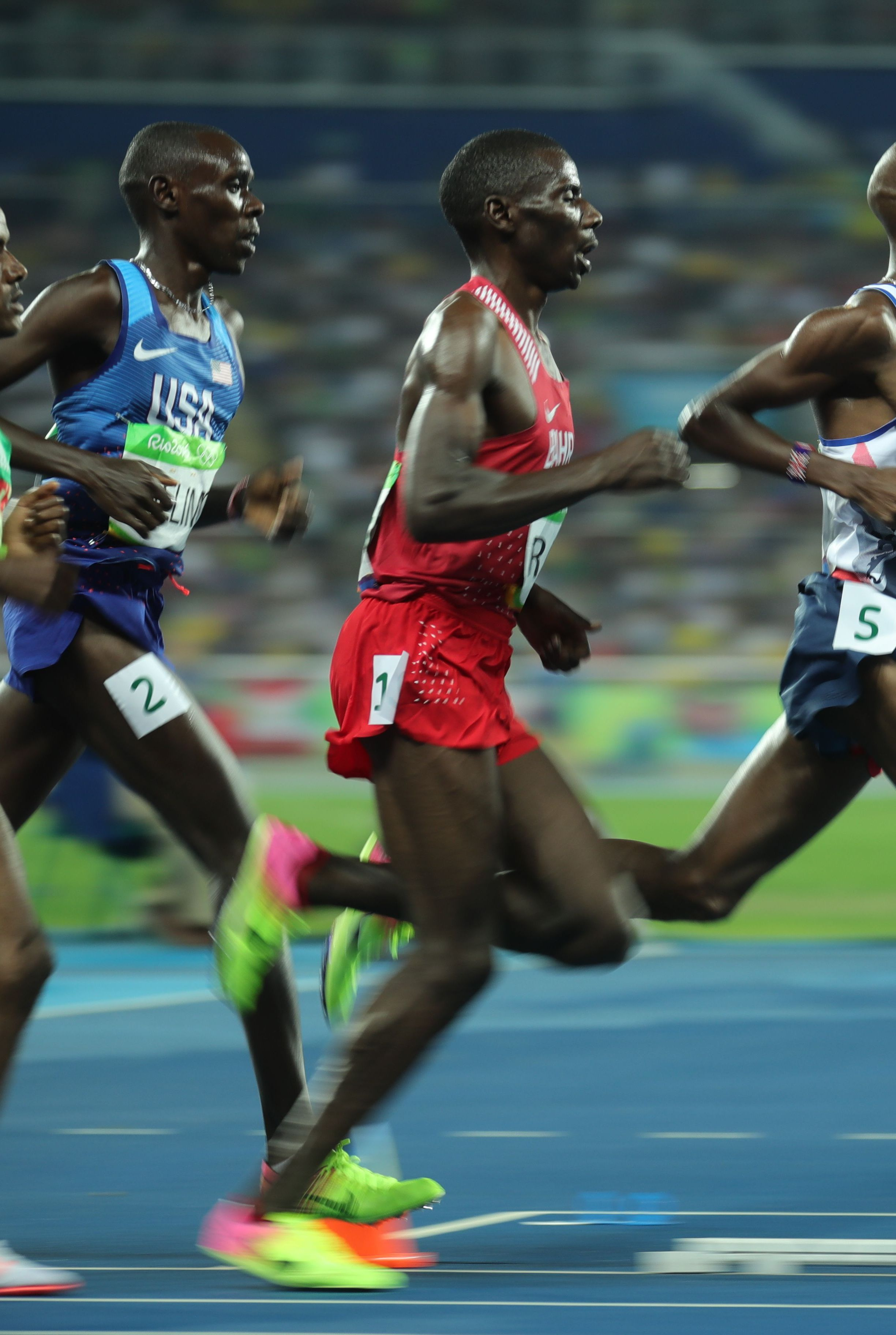 Why Pro Runners Are Upset Over the New Olympic Standards