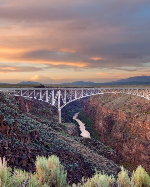 Rio Grande Gorge Bridge, Taos County, New Mexico