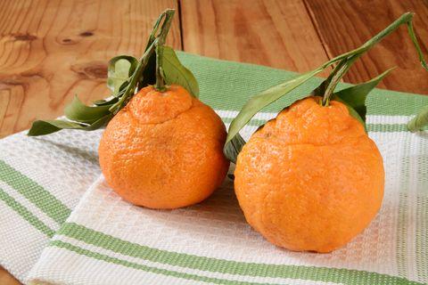 Ripe Sumo Oranges