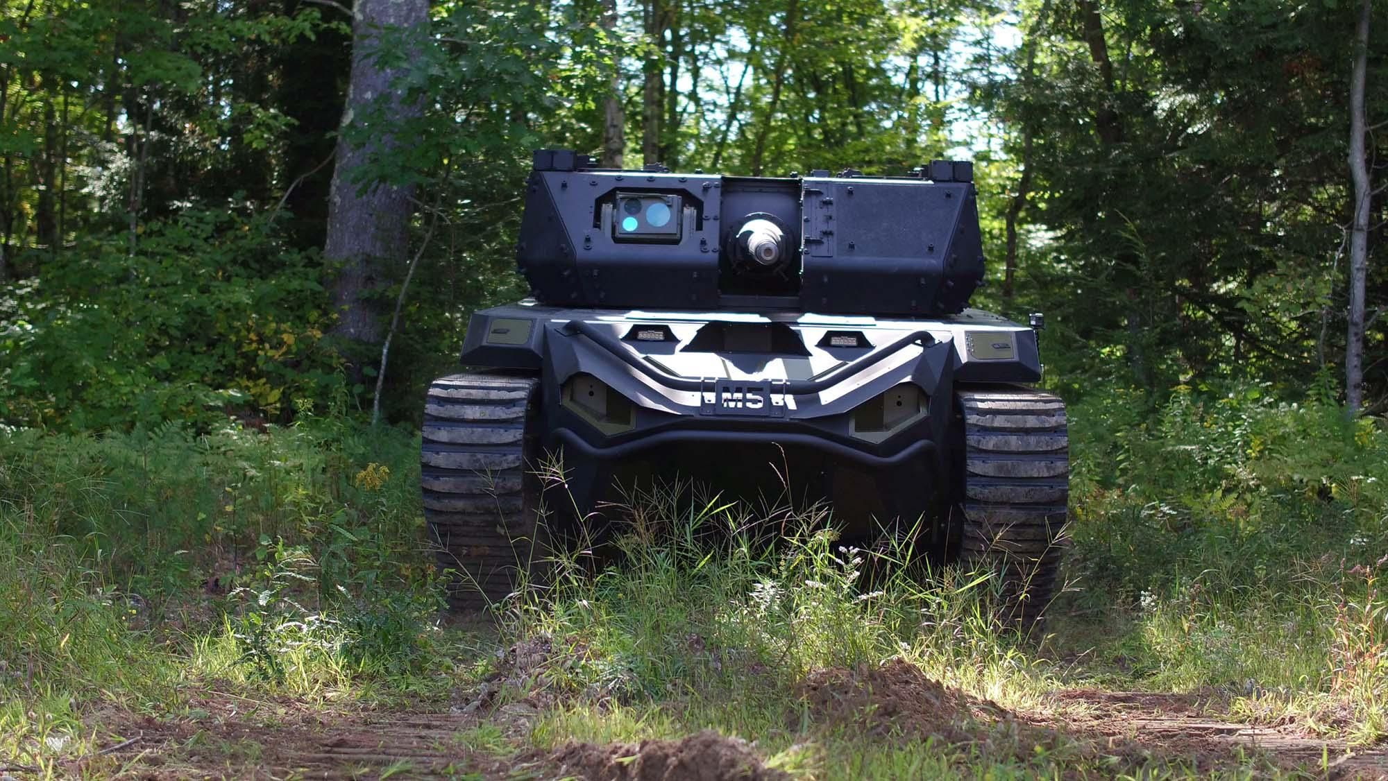 The Ripsaw M5 Could Become the Army's First Robo-Tank