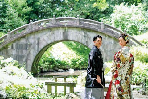 オフィシャル・ブライズたちの艶やかな和の花嫁姿 risaさん