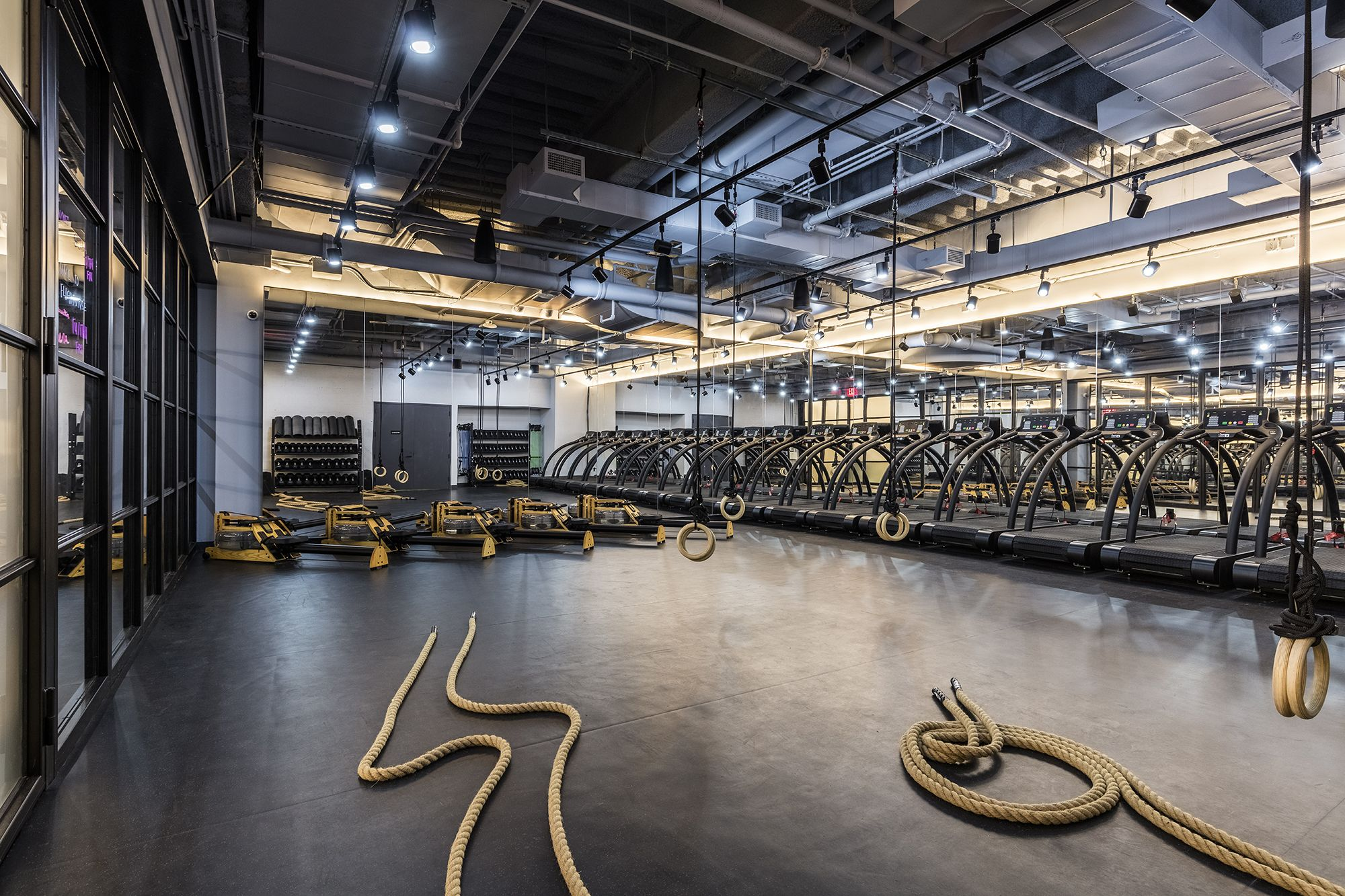 Design Gyms From Architecture Studios
