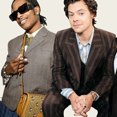 Asap Rocky, Harry Styles, Marc Jacobs, Post Malone