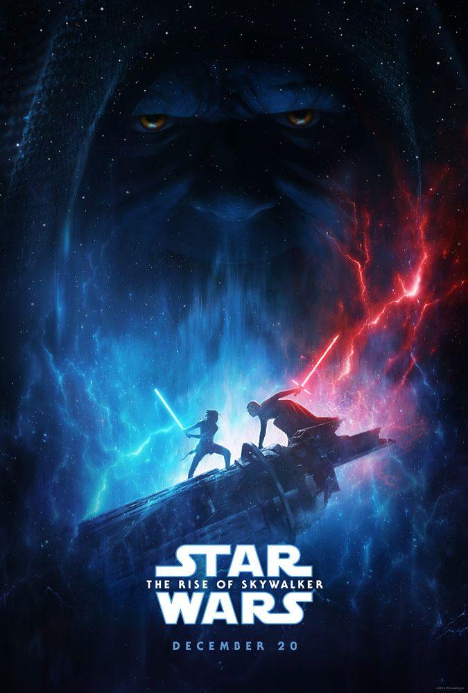 'Star Wars: el ascenso de Skywalker' nos presenta su primer póster