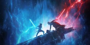 Star Wars: el ascenso de Skywalker poster