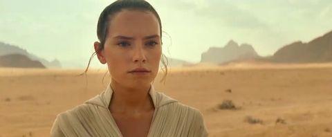 Star Wars Episode IX: Rise of Skywalker, Rey