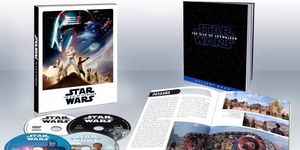 Star Wars el ascenso de skywalker blu-ray