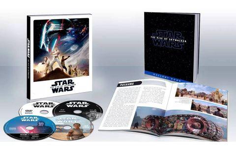 'Star Wars: el ascenso de Skywalker': blu-ray - Star Wars