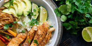 bloemkoolrijst recept koolhydraatarm curry
