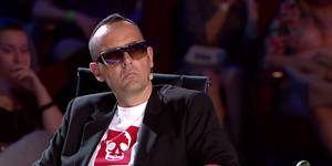 Risto Mejide sale huyendo de 'Got Talent'
