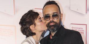 Laura Escanes y Risto Mejide desvelan el nombre de su hija