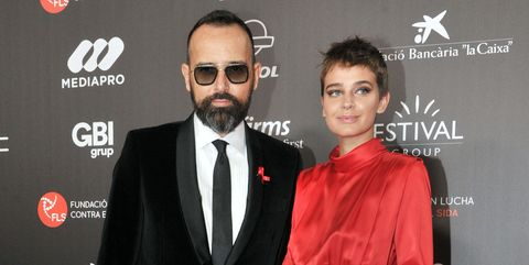 'People In Red' Gala in Barcelona