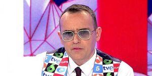 Risto promociona a Atresmedia en 'Todo es mentira'