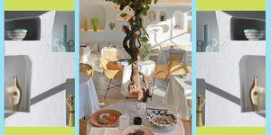 In francese Oursin significa riccio di mare, per Jacquemus è sinonimo di estate infinita: a Parigi è arrivato il ristorante dove sentirsi sempre in vacanza.