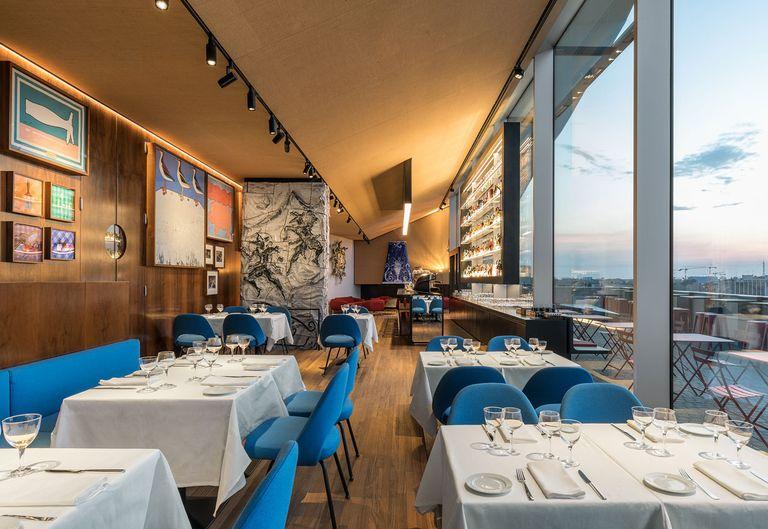Apre il ristorante nella Torre della Fondazione Prada di Milano