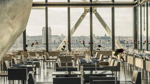 I ristoranti panoramici sui tetti di Parigi