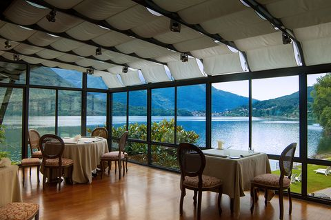 Ristoranti stellati Piemonte: il Piccolo lago sul lago di Mergozzo è top