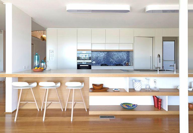 Ristrutturazione di una casa anni 50 a Sidney in stile contemporaneo