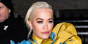 Rita Ora, Rita Ora desfile, Rita Ora look, Desfile Marc Jacobs, Fashion Week