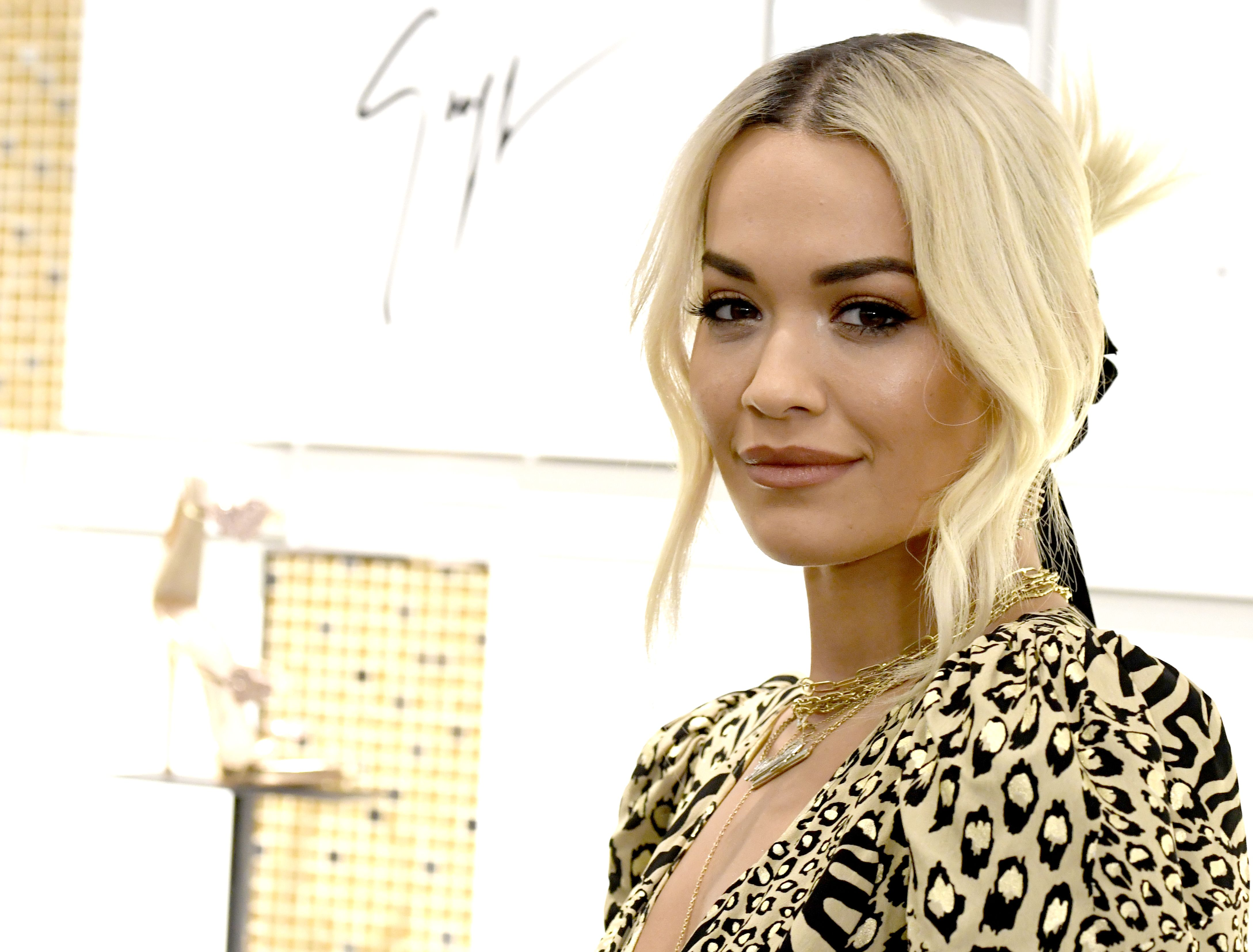 Holy Sh*t: Rita Ora Has a Mullet Now and Somehow Made It Look Amazing