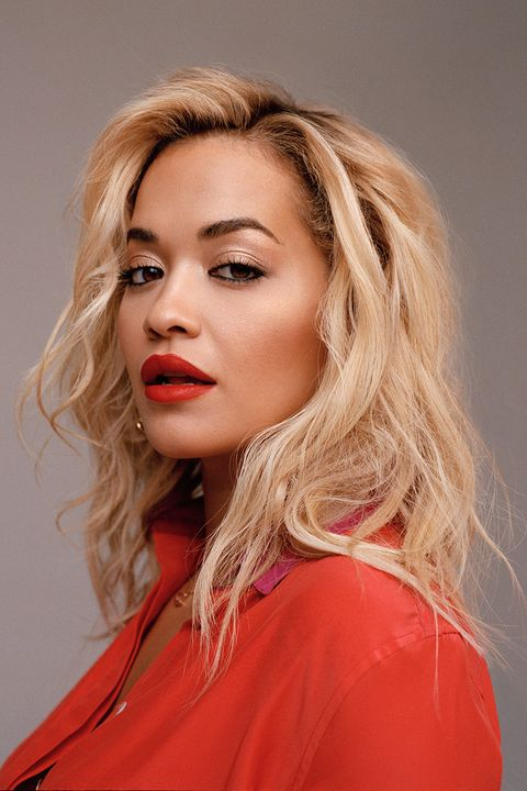 Rita Ora for Rimmel's I Will Not Be Deleted campaign
