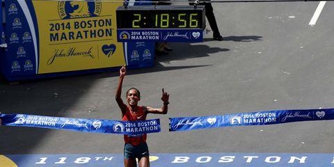 Rita Jeptoo Wins