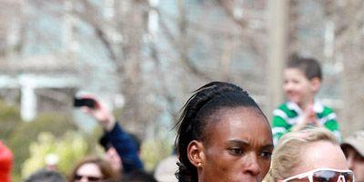 Rita Jeptoo 2013 Boston Marathon