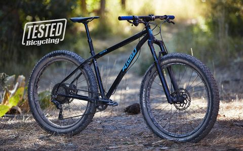 Ritchey Ultra Steel Hardtail Review Interbike 2018