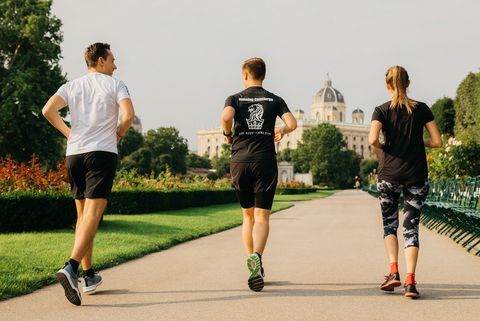 Ritz-Carlton running