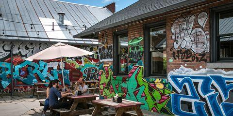 River Arts District – Asheville, North Carolina