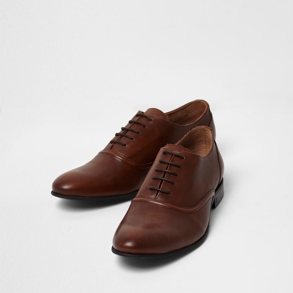 River Island oxford shoes