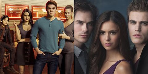 """Did You Spot This Hidden """"Vampire Diaries"""" Easter Egg on"""