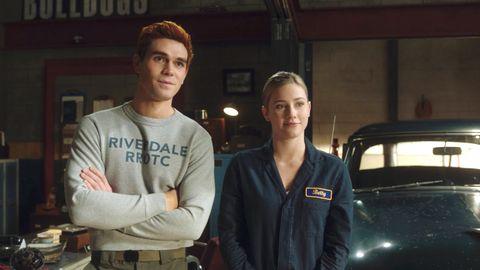 riverdale season 5, archie, betty