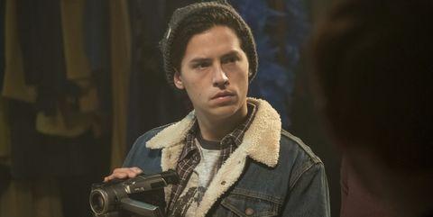 Riverdale Season 2 Finale Jughead Jones Cole Sprouse