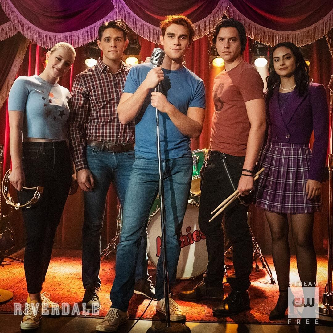 Riverdale': todo sobre la temporada 5 - estreno, tráiler...