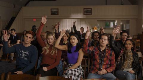 el estreno de la temporada 6 de riverdale