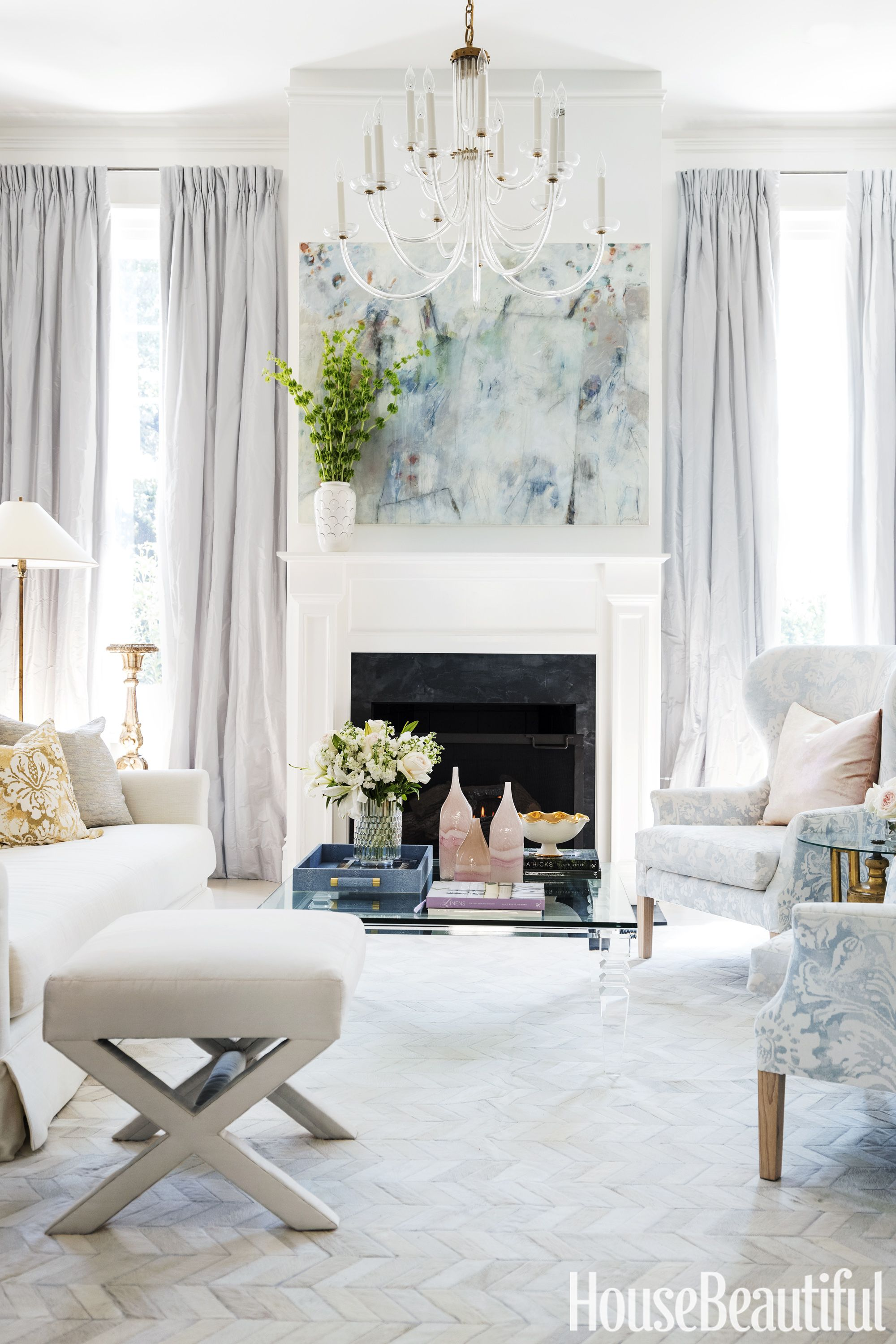 A Traditional New Orleans Home Displays Relaxed Elegance - Rivers ...