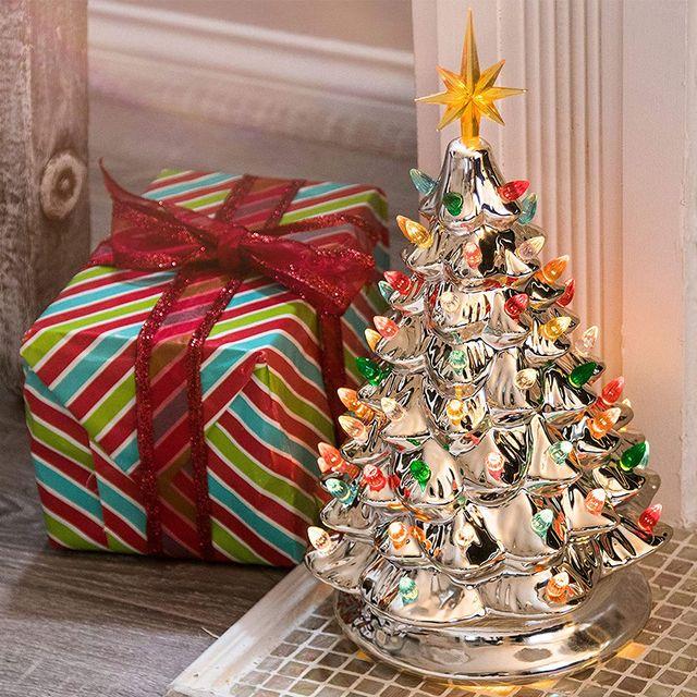 rj legend ceramic christmas tree