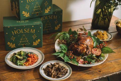 舒康雞《慶典食光烤雞禮盒》