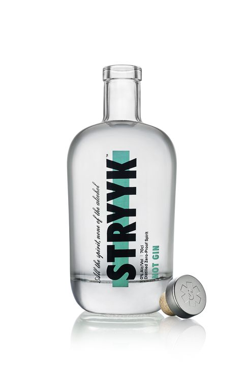 Alcohol free gin